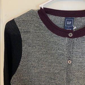 Gap merino wool cardigan